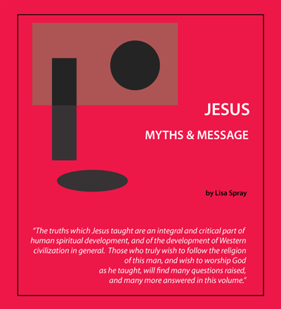 Jesus Myths & Message Cover